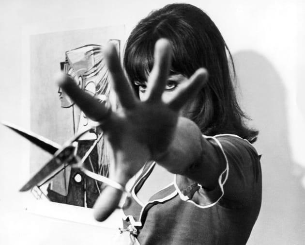 "Anna Karina 1965- ""Pierrot le Fou"" de Jean-Luc Godard"