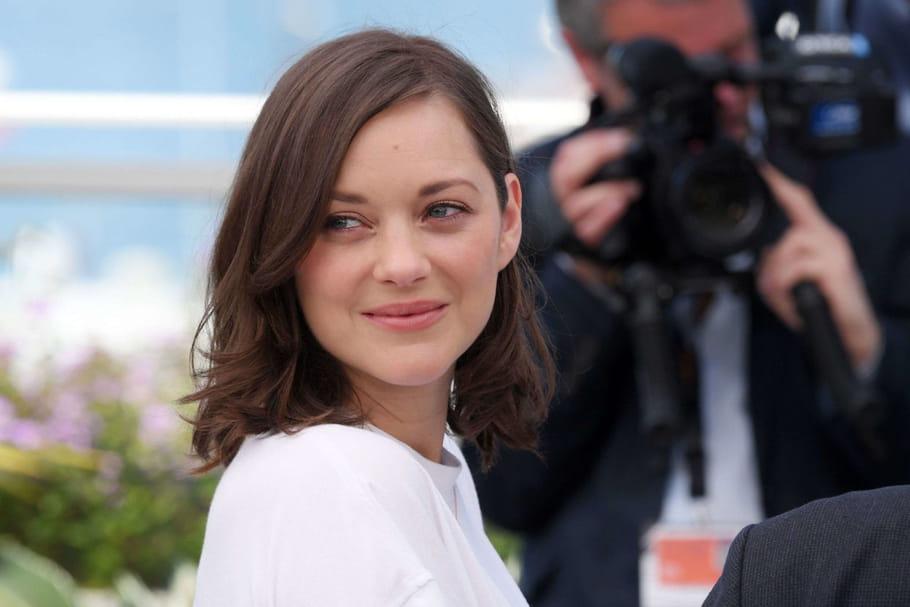 Festival de Cannes: Marion Cotillard, angélique