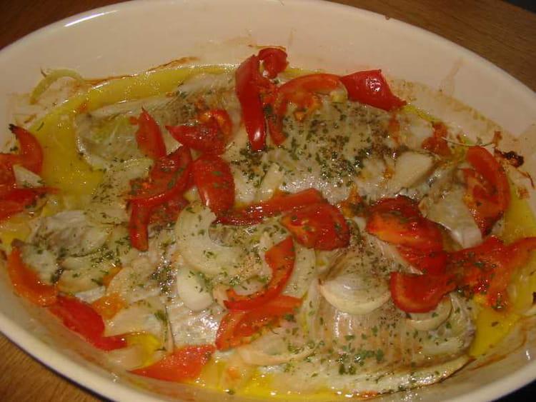 Recette de filets de poisson au four la recette facile - Recette facile a faire sans four ...