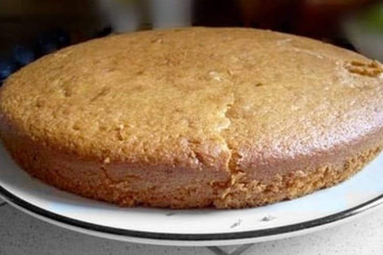 Gâteau au yaourt authentique
