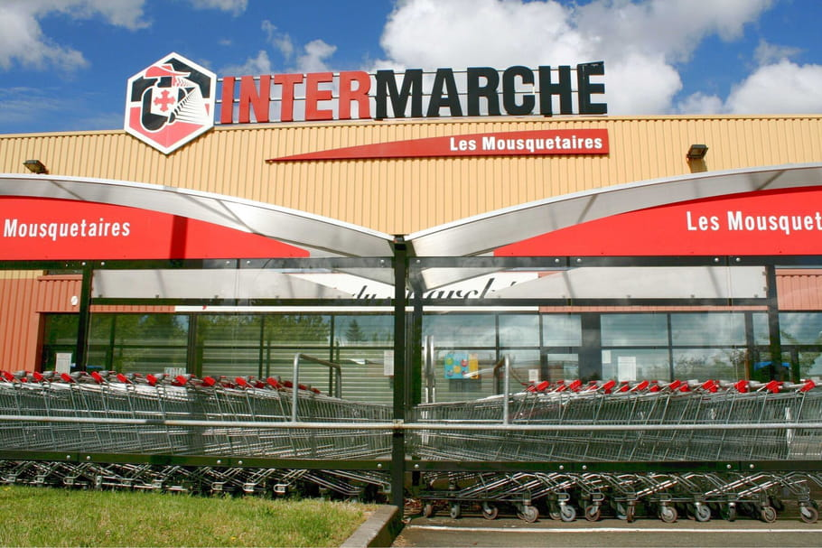 Intermarché concurrence Thermomix® avec son robot cuiseur