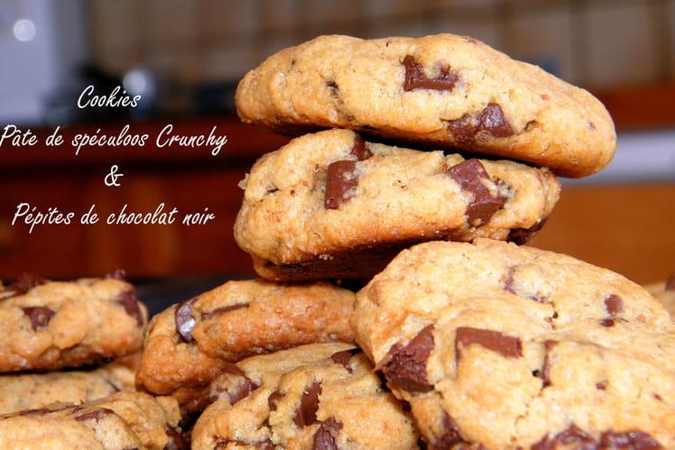 Cookies chocolat Crunchy !