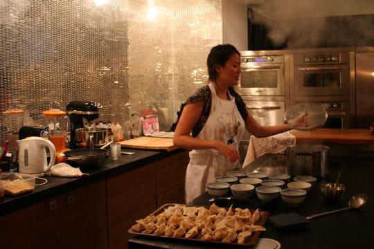 Cookin' the world et ses paniers gourmands