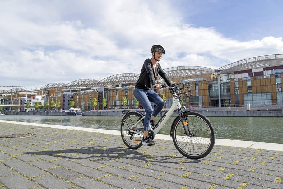 Le vélo à assistance électrique, un transport soucieux de l'environnement