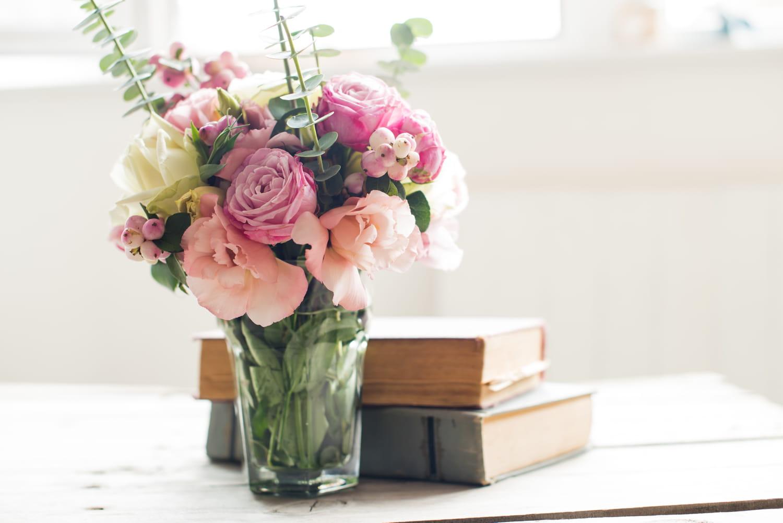 Bouquet de fleurs: mode d'emploi pour des belles compositions florales