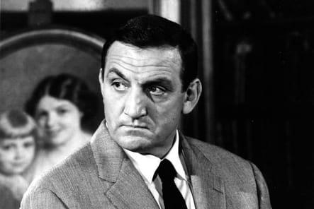 Lino Ventura, la gueule du cinéma français