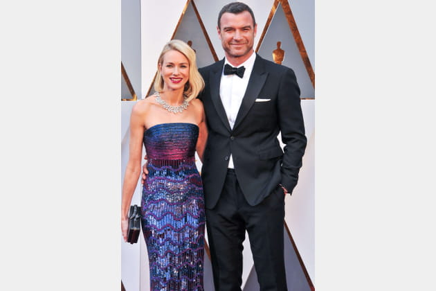 Aux Oscars, en février 2016