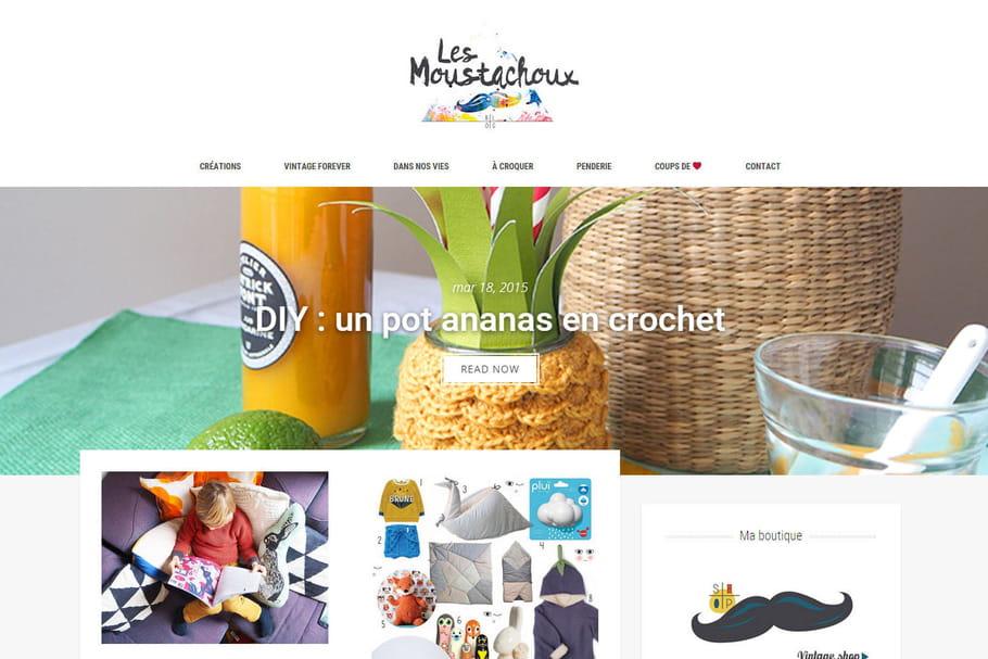 Le blog du moment : Les Moustachoux