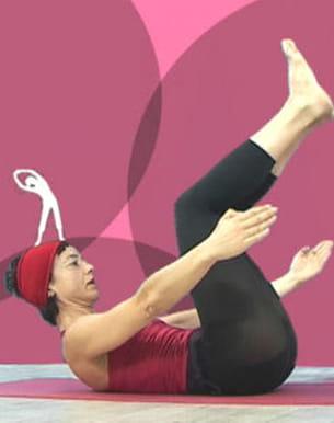 la méthode pilates met l'accent sur la ceinture abdominale