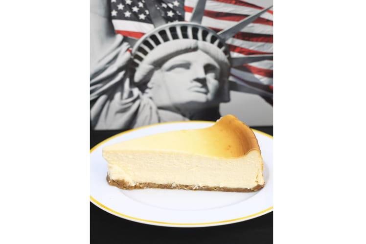 Recette de Cheesecake New yorkais : la recette facile