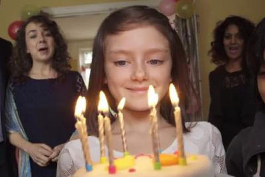 Une vidéo choc pour soutenir les enfants victimes de la guerre