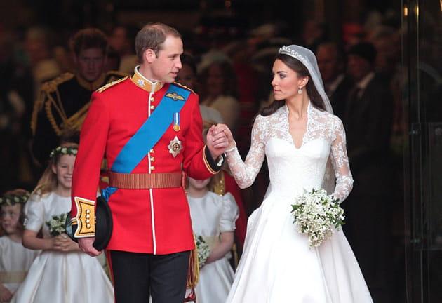 """L'autre """"mariage du siècle"""": celui de Kate Middleton et du prince William"""