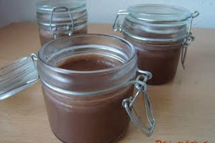 Crème au chocolat comme la Danette