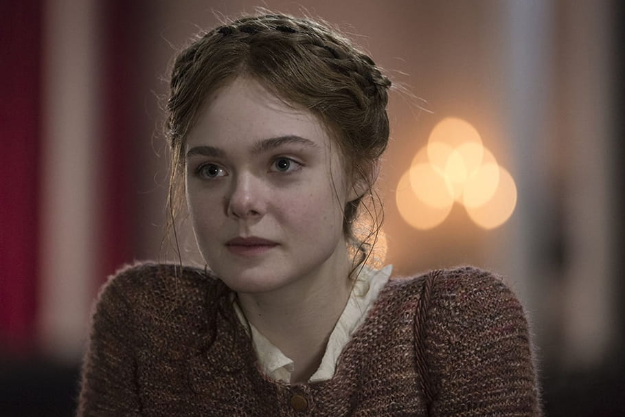 Elle Fanning, scandaleuse Mary Shelley