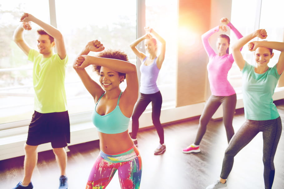 Gros plan sur la Zumba, la danse fitness à tester