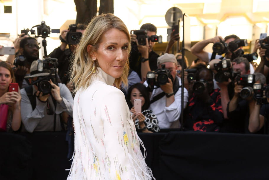 "Céline Dion jugée ""trop maigre"", assume ses ""imperfections"" [PHOTO]"