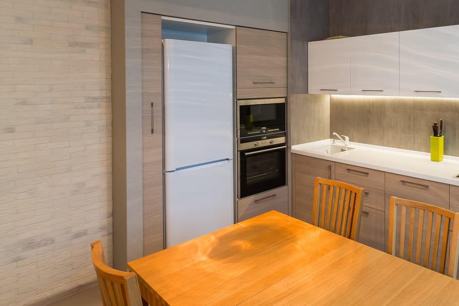 Meilleur réfrigérateur encastrable: sélection d'électroménager pratique