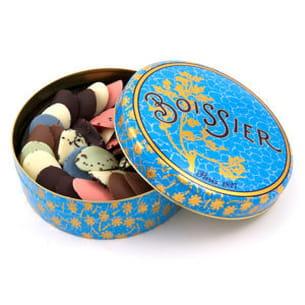 les pétales de chocolat de la maison boissier