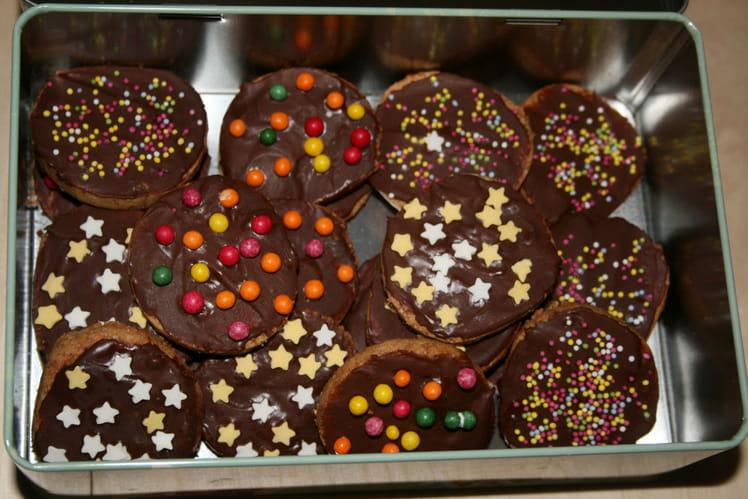 Petits biscuits à la châtaigne