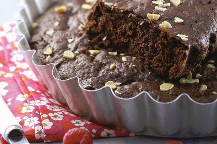 Gâteau au chocolat de Ratte du Touquet