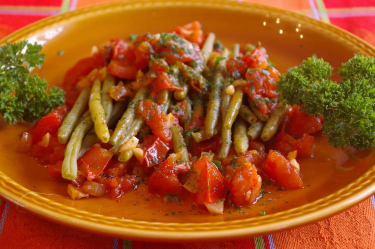 recette de haricots verts à l'italienne : la recette facile