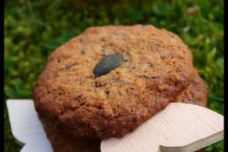 Cookies sur un air d'automne
