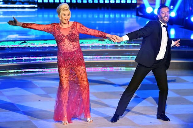 Danse avec Ivana Trump