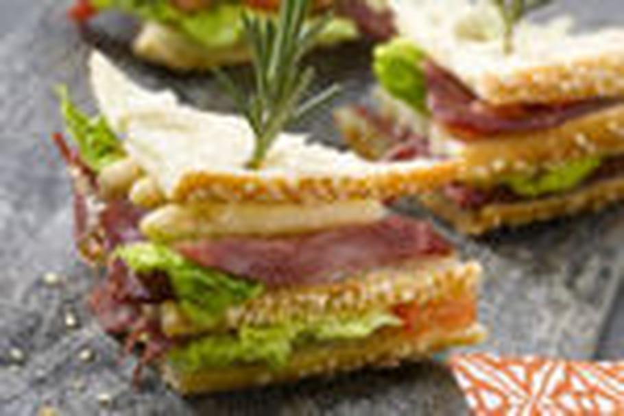 Les sandwiches parisiens sont les plus chers