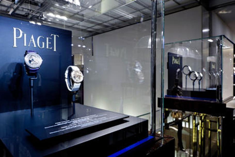 Piaget expose sa collection Altiplano