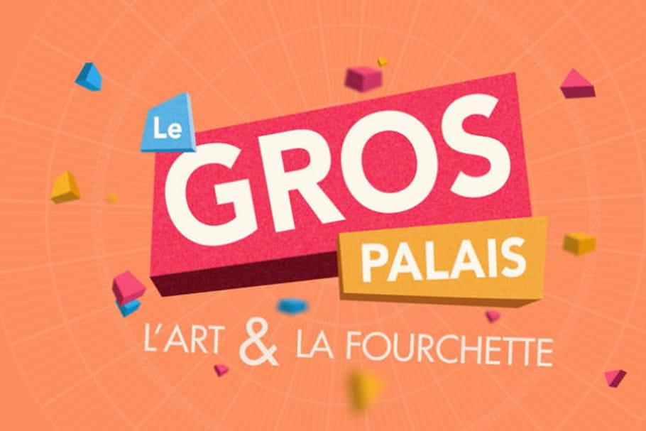Le Grand Palais a l'art et la fourchette