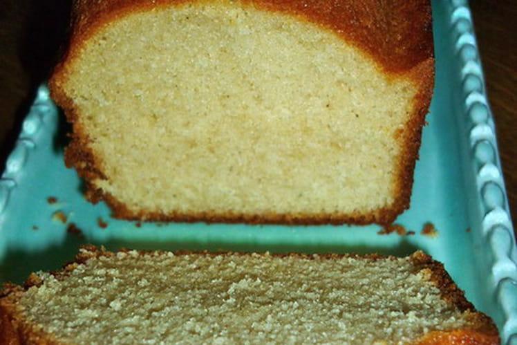 Coloriage Ingredients Gateau.Recette De Cake A La Vanille La Recette Facile