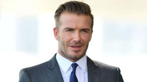 David Beckham : (une) passe aux fourneaux ?