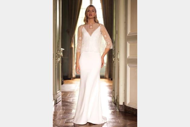 Robe de mariée Salomé, Marie Laporte 2020