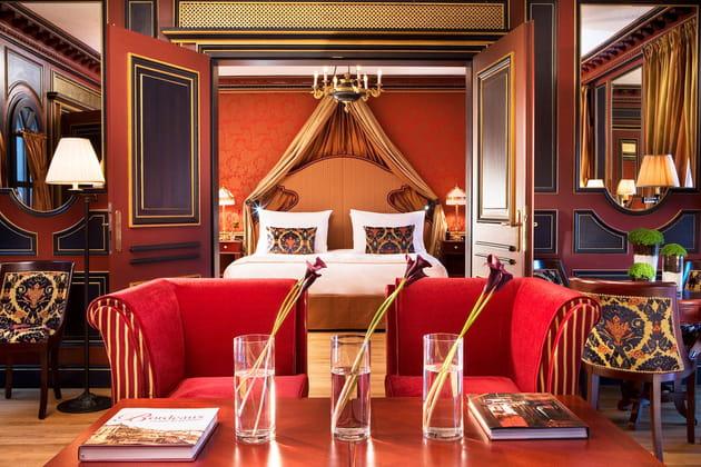 La Suite Royale, le luxe à l'état pur