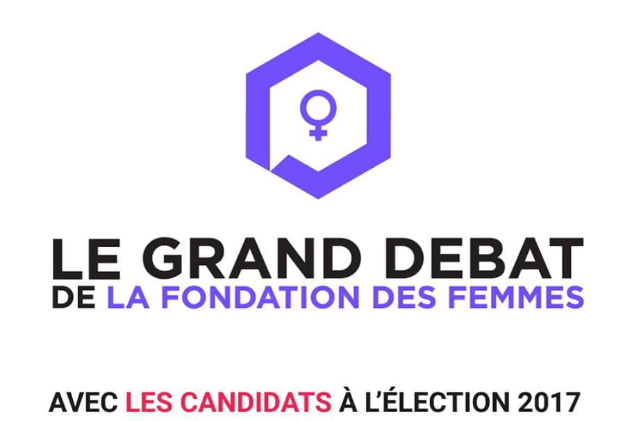 Le Grand débat de la fondation des femmes: les temps forts