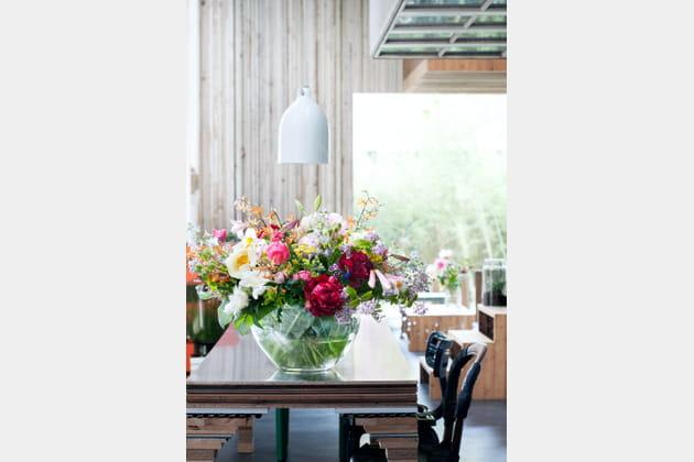 Pivoines en maxi bouquet
