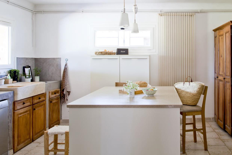 Ilot Central Petite Cuisine cuisine avec îlot central : comment l'aménager ?
