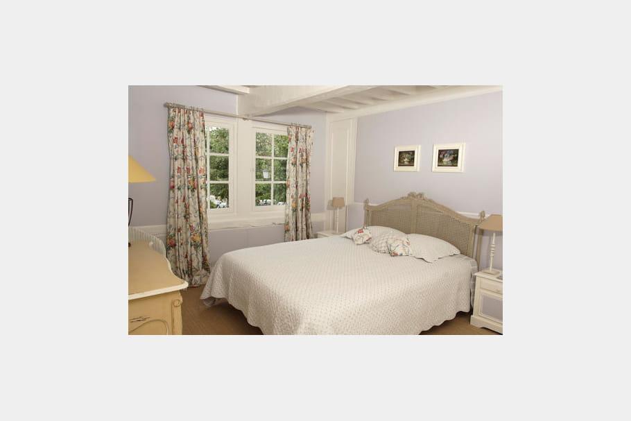 Une chambre au style anglais - Chambre style anglais moderne ...