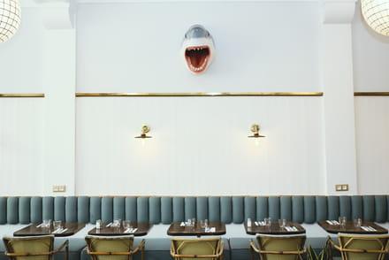 Ma salle à manger décorée comme au restaurant