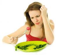 lorsque l'alimentation est insuffisante, le corps subit un stress qui le