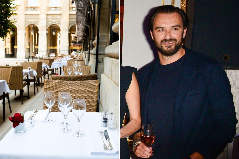 Voici pourquoi Cyril Lignac redoute la réouverture des restaurants