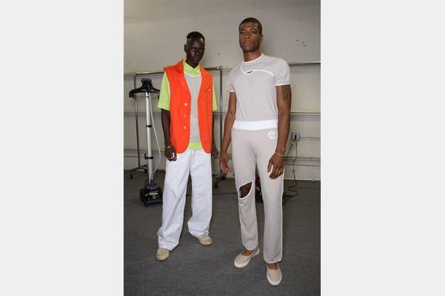 Telfar (Backstage) - photo 12