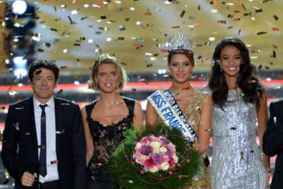 Camille Cerf : les cadeaux de Miss France