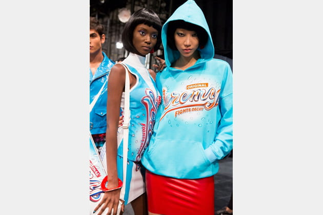 Jeremy Scott (Backstage) - photo 30