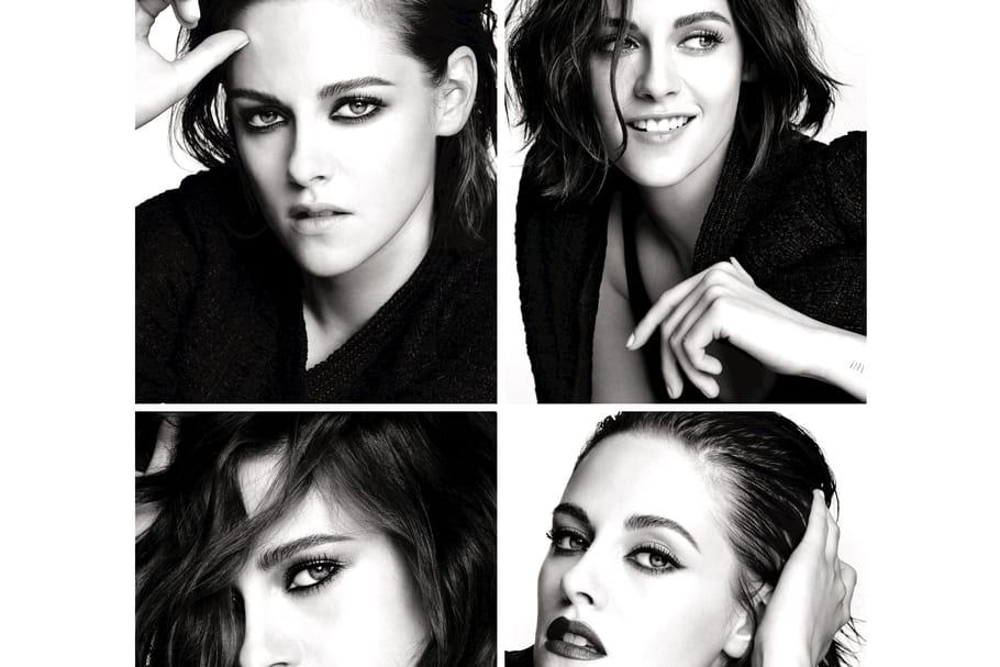 Kristen Stewart a le regard qui tue pour Chanel