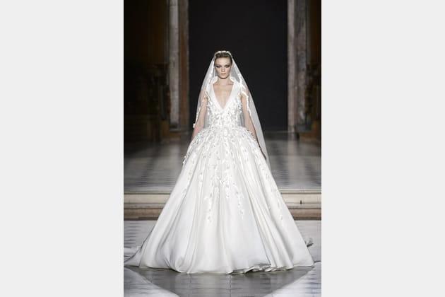 Robe de mariée Tony Ward, imposante