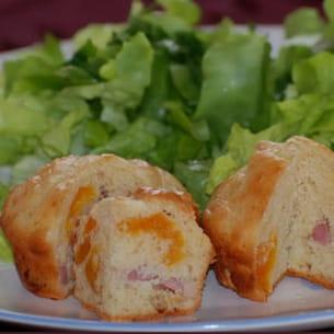 Cake Aux Abricot Secs Lardons Noix