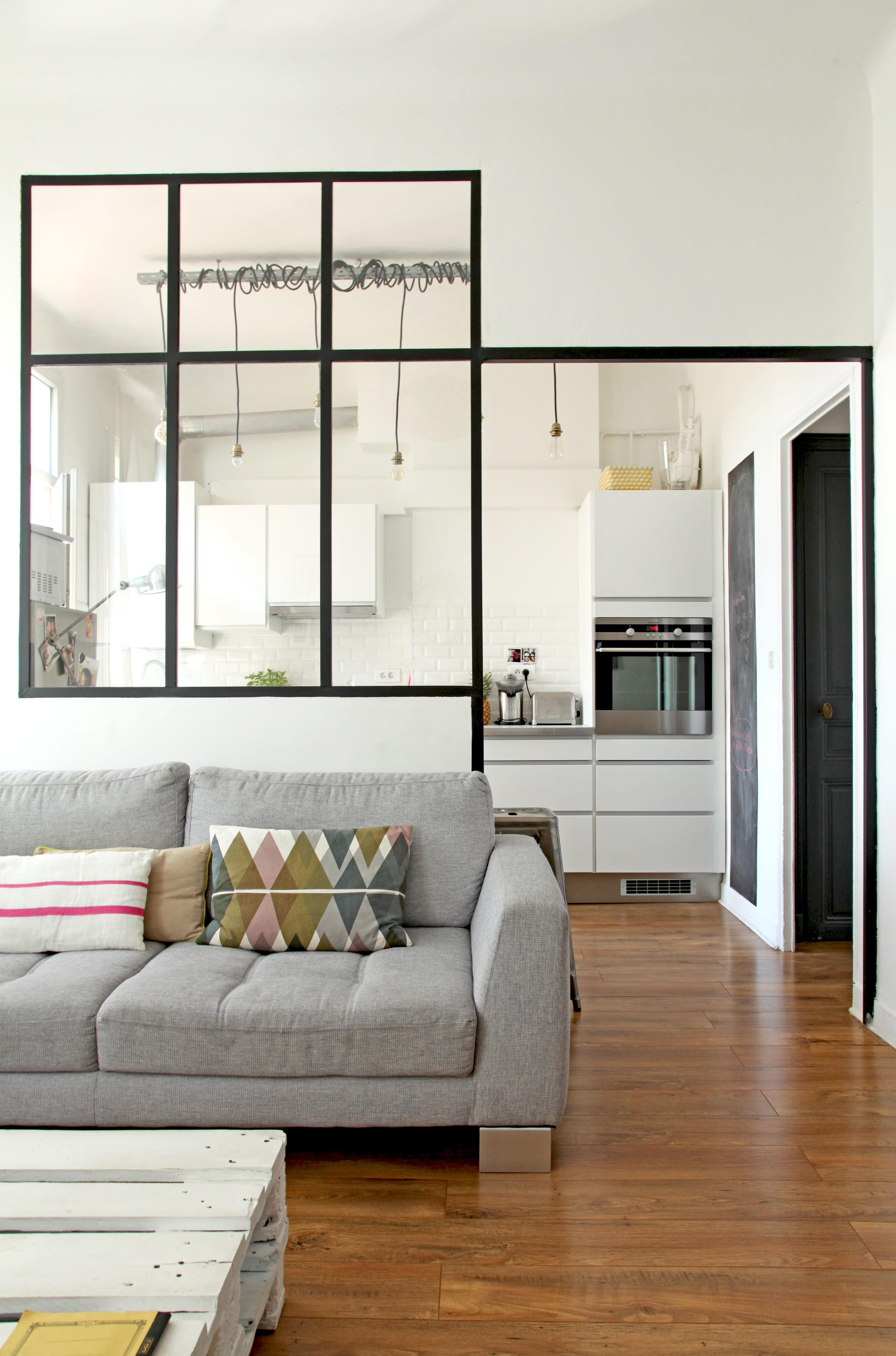 Comment décorer et aménager un appartement en rez-de-chaussée sur cour ?