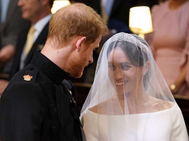 Harry et Meghan, yeux dans les yeux