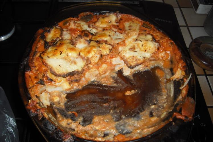 Quenelles de veau gratinées à la tomate